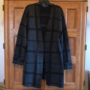 EUC Cardigan Sweater Jacket APT 9 Size XXL
